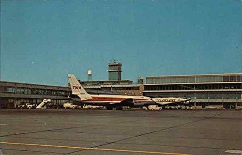 Philadelphia International Airport Philadelphia, Pennsylvania Original Vintage - Pennsylvania Airport Philadelphia
