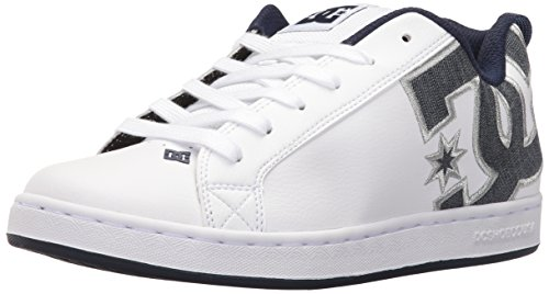 Denim Women's SE DC Court Graffik Sneaker wxUqWBfPz