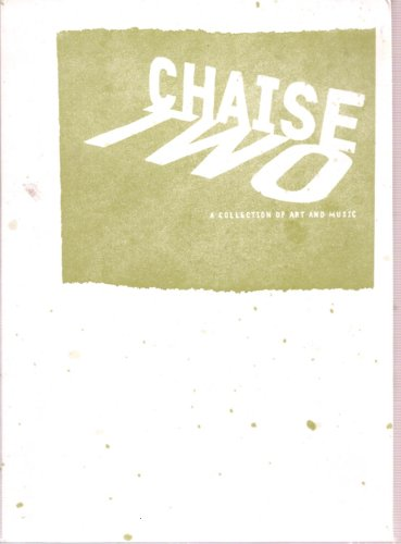 Chaise Two: A Collection of Art and Music - DVD and CD -