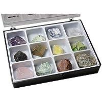 Minerales Crudos Cojea a 12 tipos de Piedras