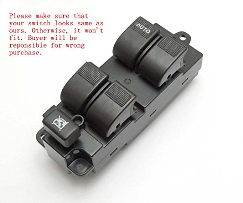 mazda 3 power window switch - 7