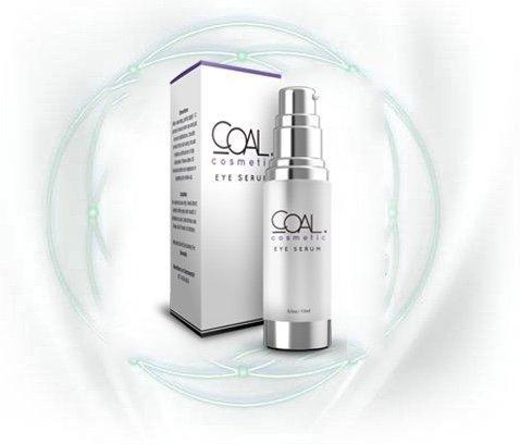 Infusion Eye Repair Serum (Coal Cosmetic Eye Serum-Premium Under Eye Treatment-Diminishes Dark,Puffy Under Eyes and Fills Fine Lines and Wrinkles)