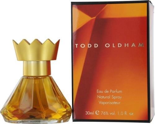 B0002GR9WY Todd Oldham Eau De Parfum Spray for Women by Todd Oldham, 1 Ounce 41IK9kN1rtL