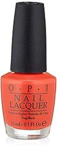 OPI Nail Polish, A Good Man-darin is Hard to Find, 0.5 fl. oz.