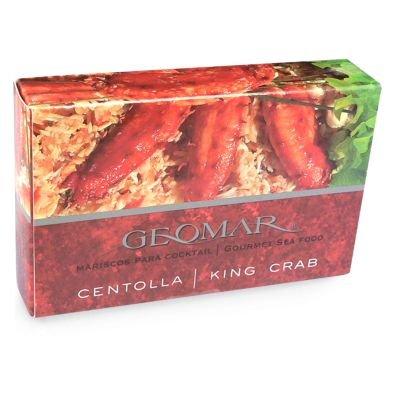 King Crab Meat - Geomar Centolla/King Crab Leg Meat (3.2 oz/100 g tin)
