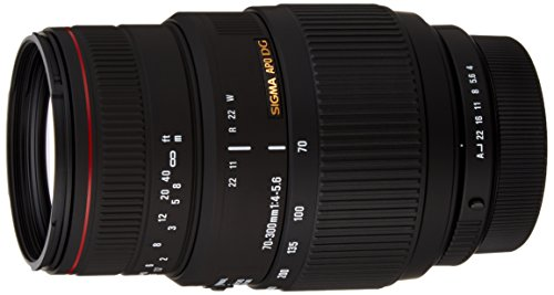 Sigma 70-300mm f/4-5.6 DG APO Macro Telephoto Zoom Lens for Pentax and Samsung SLR Cameras