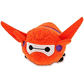 Disney Big Hero 6 Tsum Baymax 3 4 Plush Orange