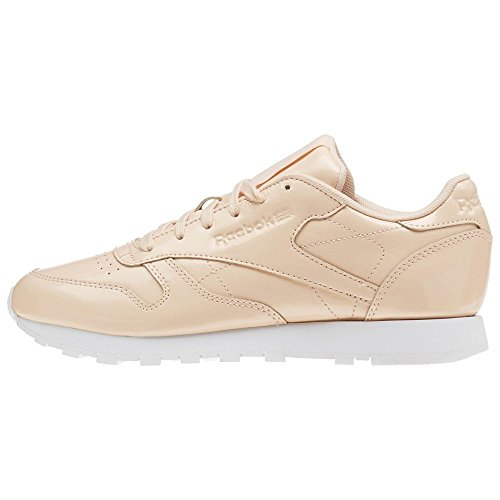 Reebok Classic Leather Rosa Zapatillas Mujer Patent Para FfFwqgr