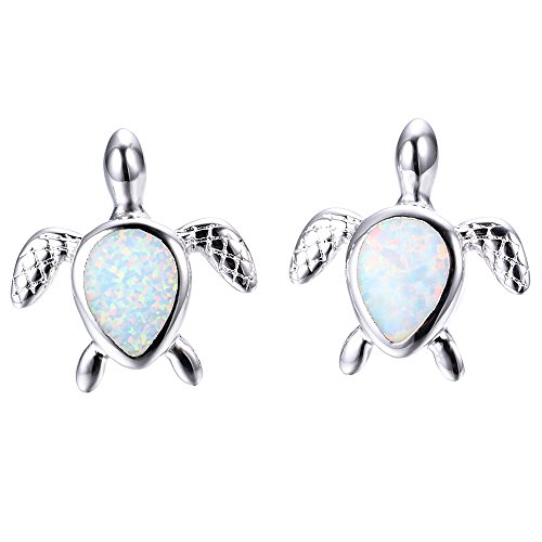 Adeser Jewelry Turtle Friend Earrings