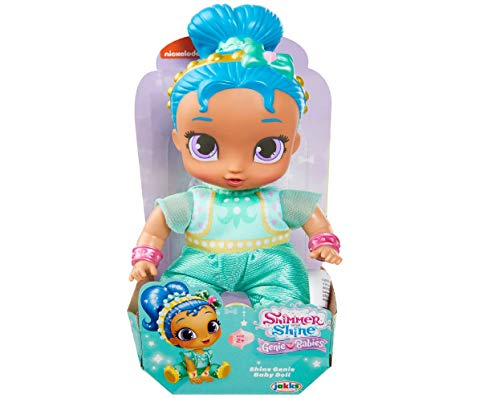 Nickelodeon Shimmer and Shine Genie Babies - SHINE GENIE BABY DOLL (Appr 7 ()