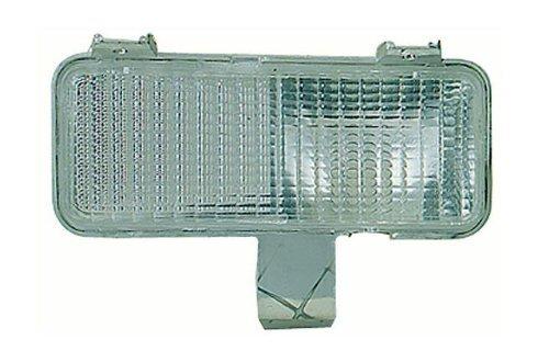 Passenger Side Replacement Bumper Signal Light