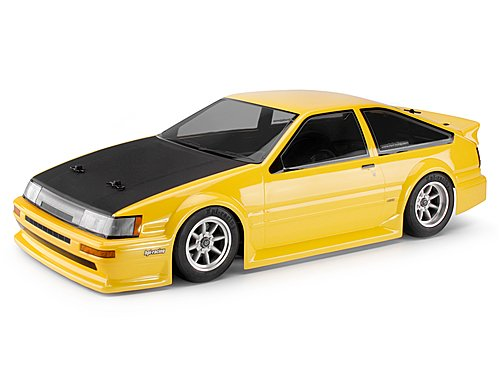 HPI Racing 7131 Stage-D Levin AE86 Body Kit