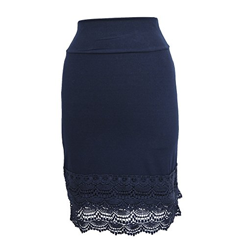 plus double split skirt - 5