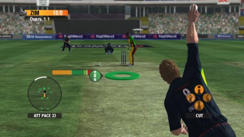ICC Cricket World Cup 2011 Official Game PC CD-ROM