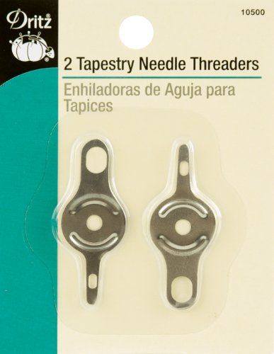 Needle Threader-Tapestry 2/Pkg