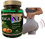 Maca Capsules Original Pill Shape Buttocks Bigger Butt Booty Shaper SUPER MACAXL Get a Bigger Booty