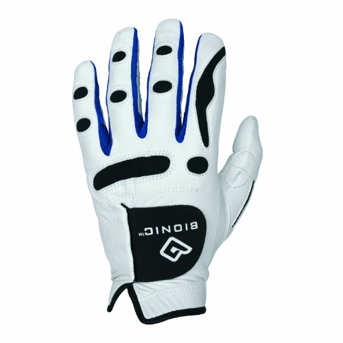 Bionic Men's Performance Grip Golf Glove (Left Hand, Large)