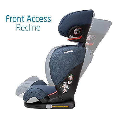 41IKEilXzHL - Maxi-Cosi Rodifix Booster Car Seat, Nomad Blue, One Size
