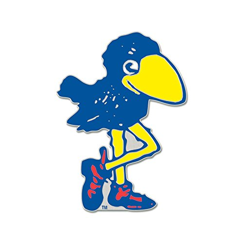 Kansas Jayhawks Lapel Pins (Kansas Jayhawks Official NCAA Lapel Pin by Wincraft 345547)