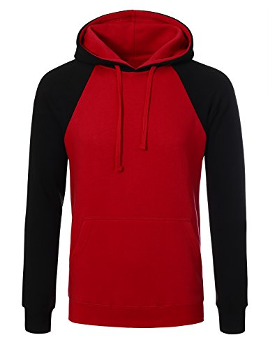 JD Apaprel Heavyweight Two Tone Pullover product image