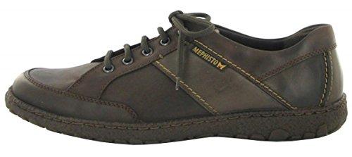 Mephisto , Chaussures de ville à lacets pour homme Marron marrón oscuro