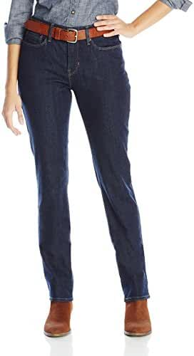 Levi's Women's 525 Perfect Waist Straight Jean