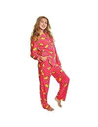 Angelina Cozy Fleece Pajama Set