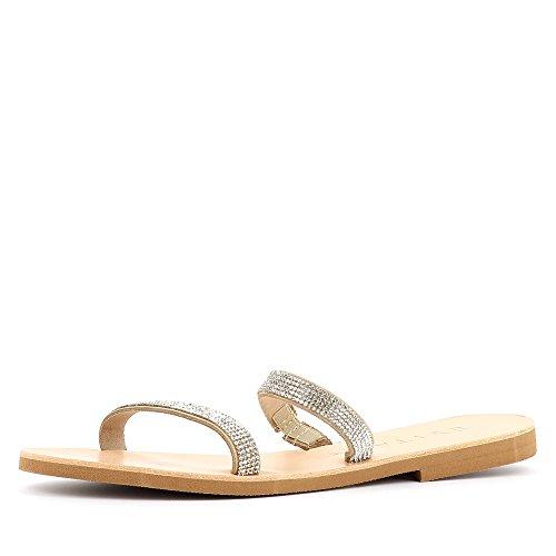 Shoes Sandali Greta Beige Donna Evita dEwCXqC