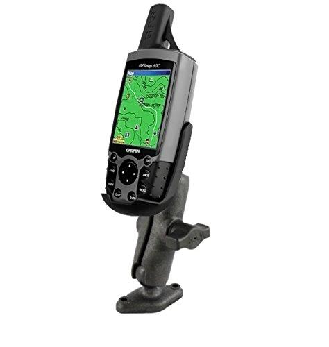 - Rugged Flat Surface Mount Holder Kit for Garmin Astro 220 GPS 60 GPSMAP 60 60C 60CS 60CSx & 60Cx
