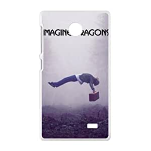 it's time imagine dragons lyrics Phone Case for Nokia Lumia X