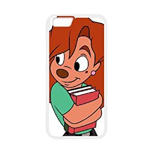 iPhone6 Plus 5.5 inch Phone Case White A Goofy Movie Roxanne JHI2331592