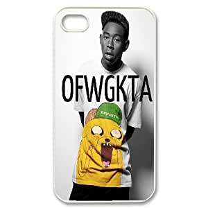 Bloomingbluerose Odd Future Wolf Gang Kill Them all New Hip Hop Beats Cases for IPhone 4/4s, with White