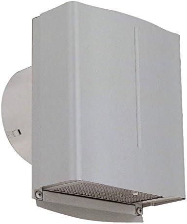 ユニックス 防音製品 ステンレス製 ベントキャップ SSFW125A3M 防音フード メッシュ 3メッシュ