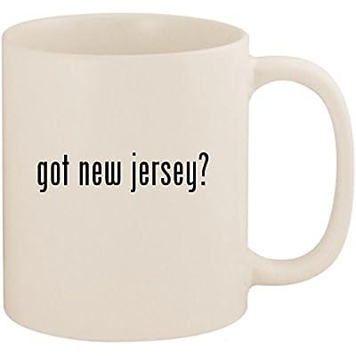 got new jersey? - 11oz Ceramic Coffee Mug Cup