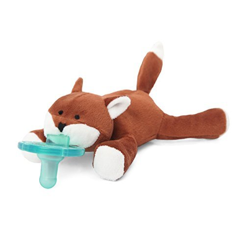 WubbaNub Infant Pacifier - Fox
