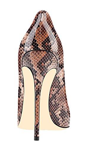EDEFS - Plataforma Mujer Python-brown