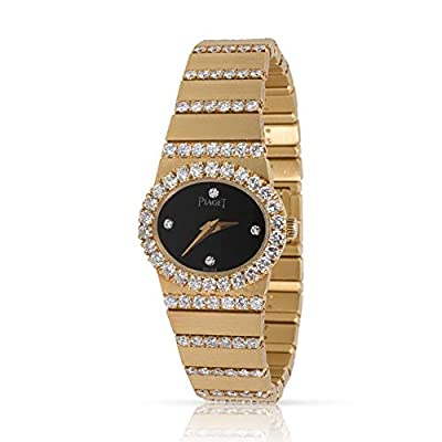 Piaget Polo Quartz Female Watch 8306 C606 (Certified Pre-Owned) from Piaget