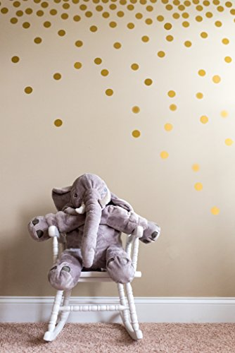 Metallic Stickers Festive Removable Confetti product image