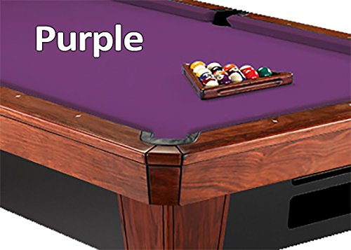 Simonis 860 Purple Pool Table Cloth - - Pool Simonis