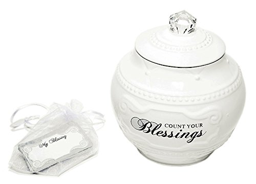 Youngs Ceramic Blessing Blessings 6 75 Inch