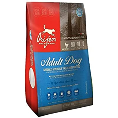 Orijen Freeze-Dried Adult Dog Treats (6 oz)