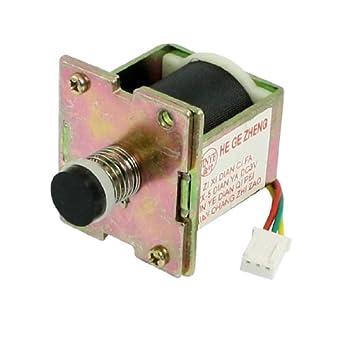 Válvula de solenoide autoentintable absorción para calentador de agua Gas rápido DC 3 V