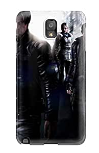 Hot Snap-on Resident Evil 6 Hard Cover Case/ Protective Case For Galaxy Note 3