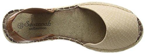 Spot On F0847 - Sandalias Mujer Beige - marrón claro
