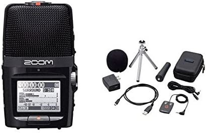 ZOOM H2next ハンディーレコーダー セット