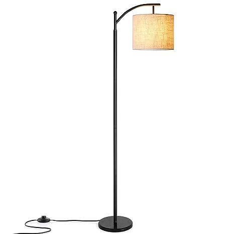 Stehlampe Wohnzimmer, Zanflare moderne LED Stehleuchte, Classic Arc  Standleuchte, Stimmungslicht, wirtschaftliche Stehlampe mit langer  Lebensdauer für ...