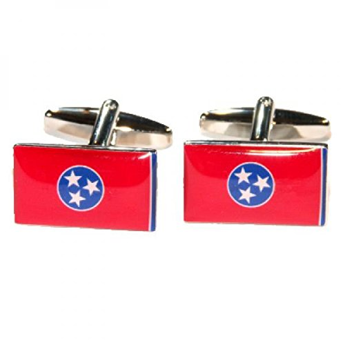 Us Flag Cufflinks - 6