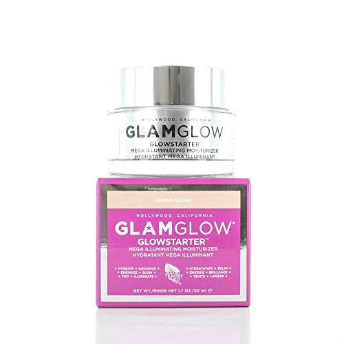 (Glamglow Glowstarter Mega Illuminating Moisturizer (Nude Glow) 1.7 oz )