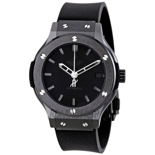 Hublot Classic Fusion Black Dial Mens Watch 565.CM.1110.RX