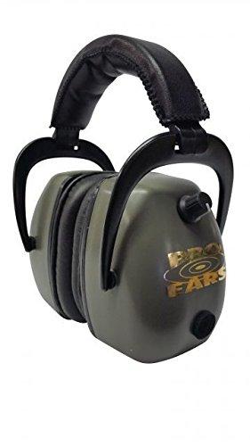 Pro-Ears Pro 300 w/ Pro Mag Earmuffs - Internet Box, Green by Pro Ears